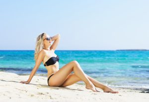 Non-surgical cosmetic surgery for summer skin